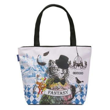 【Coplay設計包】貓公爵 | 托特包