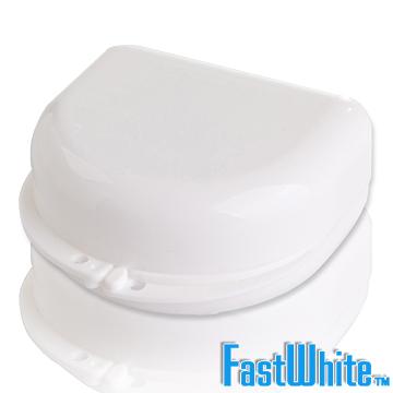 美國【FastWhite齒速白】 牙齒美白精美牙托盒
