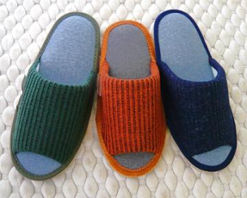 (e鞋院)[馬德里編織]保暖舒適室內拖鞋 (限量8折)