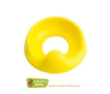 Creative Baby - 學習馬桶墊(Komfy)(黃色)