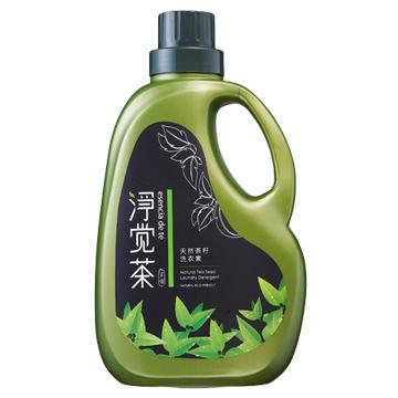 【茶寶 淨覺茶】天然茶籽洗衣素2.3kg