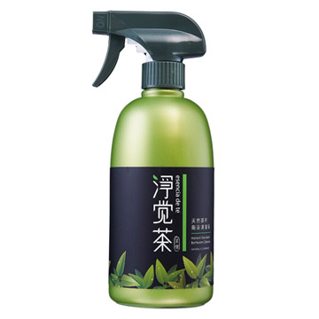 【茶寶 淨覺茶】天然茶籽衛浴清潔液500ml