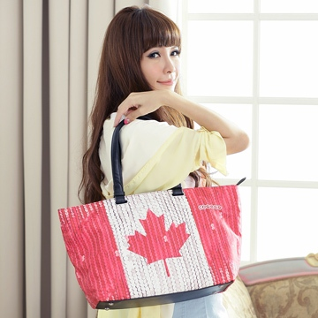 【COPLAY設計包】加拿大亮片~時尚船型
