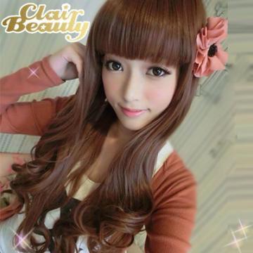 【MA135】英式名媛甜蜜感中長捲髮