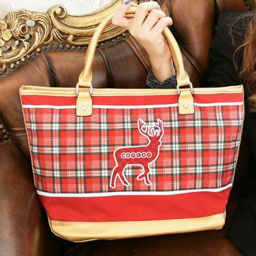 COPLAY設計包-蘇格蘭麋鹿-仕女船型