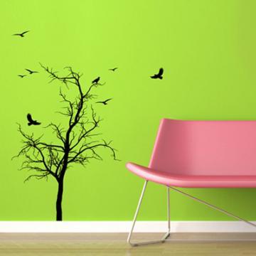 《Smart Life》創意無痕壁貼◆樹木剪影