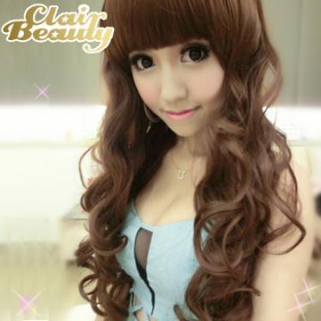 【MA025】維納斯女神SEXY_LOOK超長捲髮