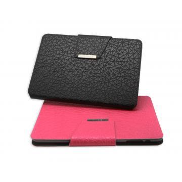 Obien 歐品漾 APPLE iPad mini Retina書套式保護套(桃紅)