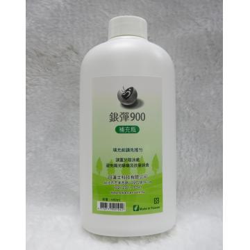 銀彈900全效抗菌噴劑-補充瓶 650ml((加贈美容皂一顆))