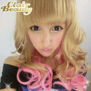 【MA138】芭比娃娃金粉挑染長髮
