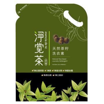 【茶寶 淨覺茶】天然茶籽洗衣素補充包1800ml