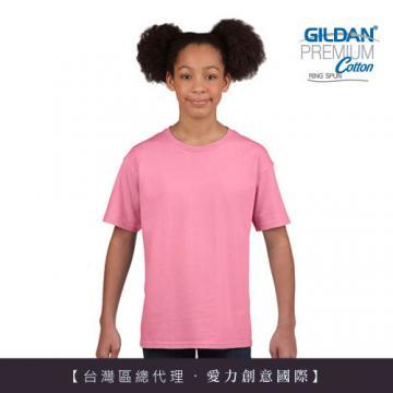 GILDAN 亞規短袖素面-童T (1件)