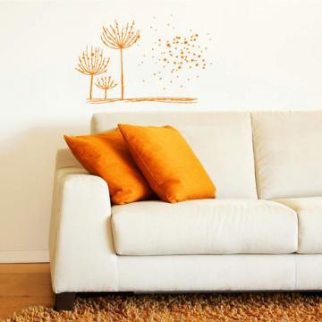【Smart Design】創意無痕壁貼◆秋天 8色可選