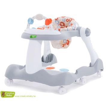 Creative Baby - 創寶貝 多重功能三合一學步車(Bouncy step)