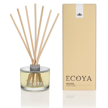 澳洲ECOYA 天然室內薰香瓶 -香莢蘭荳 200ml