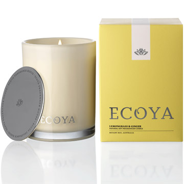 澳洲ECOYA 高雅香氛 -香茅薑根 400g