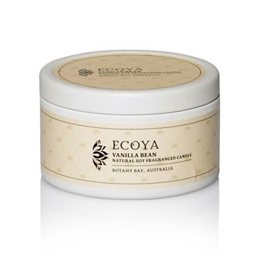 澳洲ECOYA 旅行大豆香氛 -香莢蘭荳 60g