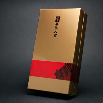 【養蔘人家】韓國鮮採蔘禮盒‧食中之軉 ﹝200克/盒,單盒入﹞