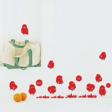 【Smart Design】創意無痕壁貼◆小雞