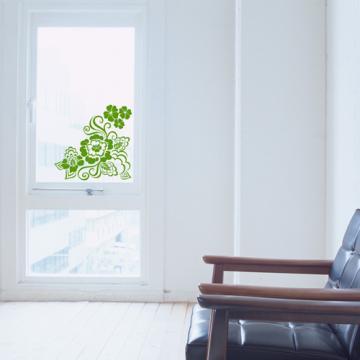 【Smart Design】創意無痕壁貼◆時尚花紋