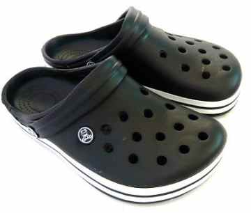 (e鞋院)園丁鞋/布希鞋---男(黑)