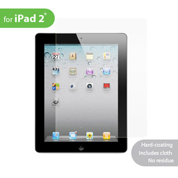 daruma ipad2 專用Hard-coating 保護膜