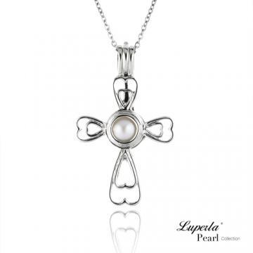 大東山珠寶 守護珍心珍珠項鍊