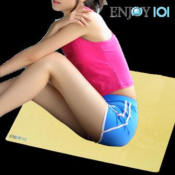 《ENJOY101》寵愛女生。生理期防水保潔墊 - L - 黃