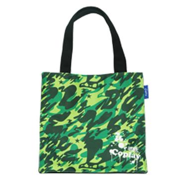 綠迷彩~小方包