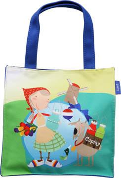 <Coplay設計包>荷蘭小姑娘~小方包