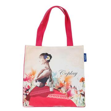 <Coplay設計包>芭蕾女孩~小方包