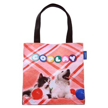 <Coplay設計包>可愛貓狗~小方包