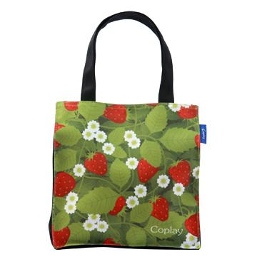 <Coplay設計包>甜蜜草莓園~小方包