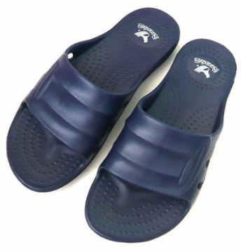 (e鞋院)輕量室內/室外拖鞋-男(藍)