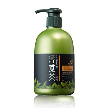 【茶寶 淨覺茶】天然茶籽果萃純淨洗手露 350ml(佛手柑+香橙+萊姆)