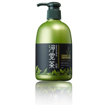 【茶寶 淨覺茶】天然茶籽植萃純淨洗手露 350ml(橄欖葉+馬鞭草+綠茶)