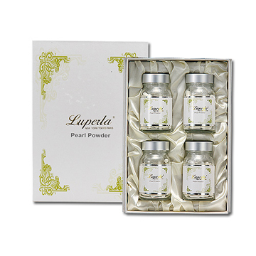 【大東山Luperla】頂級珍珠粉膠囊禮盒(1盒/4入)