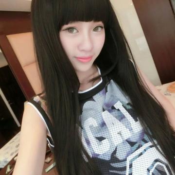 【811E】海派甜心魅力女孩長直髮