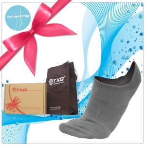 TXG 誠意十足禮品組-長效性除臭踝襪
