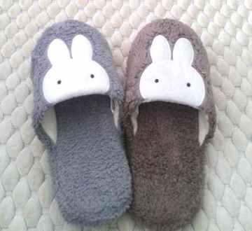 (e鞋院) 【Free兔】舒適室內拖鞋