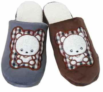 (e鞋院) 【有bear而來】舒適室內拖鞋