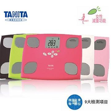 【TANITA】十合一女性減重模式體組成計 BC750