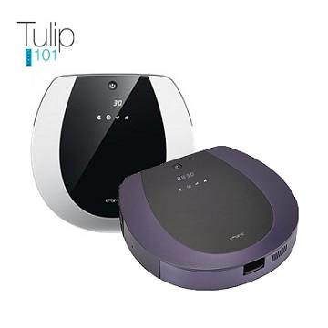 【EMEME】第二代強吸力智慧型全功能機器人吸塵器 Tulip101