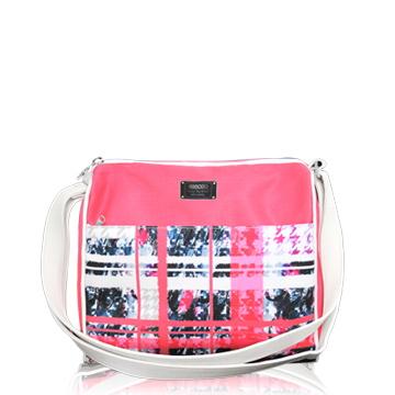 【COPLAY設計包】格紋甜心|輕旅側背包