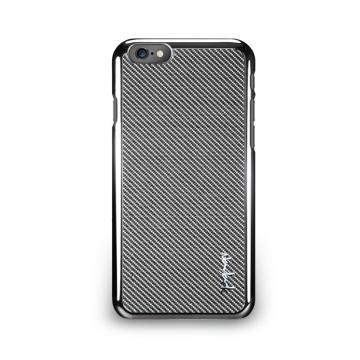 iPhone 6 - 玻纖保護背蓋- 星河銀