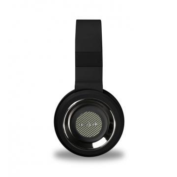 Navjack - The QBM Series - 摺疊頭戴式耳機(線控) - 騎士灰