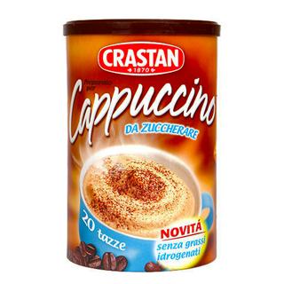 補貨到【Crastan可洛詩丹】無糖卡布奇諾咖啡250gx1罐