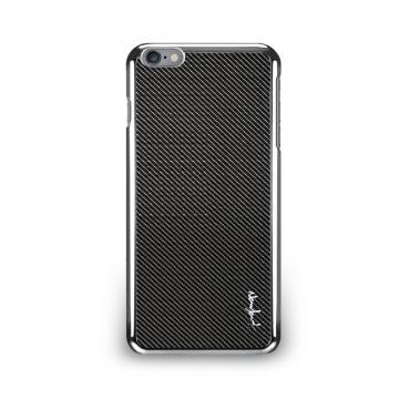 iPhone 6 Plus - 玻纖保護背蓋- 騎士灰