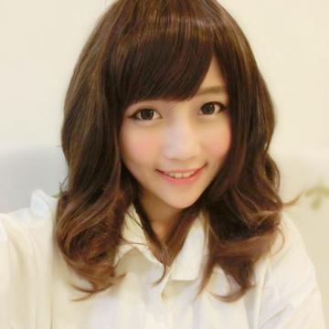 【MX018】人氣激賞。輕柔波浪微捲日系短捲髮