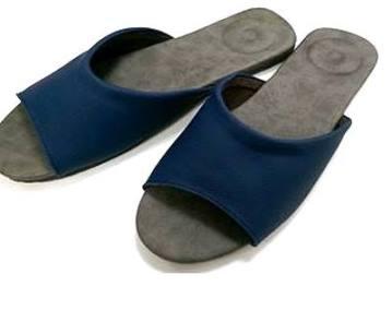 (e鞋院)素雅舒適按摩室內拖鞋